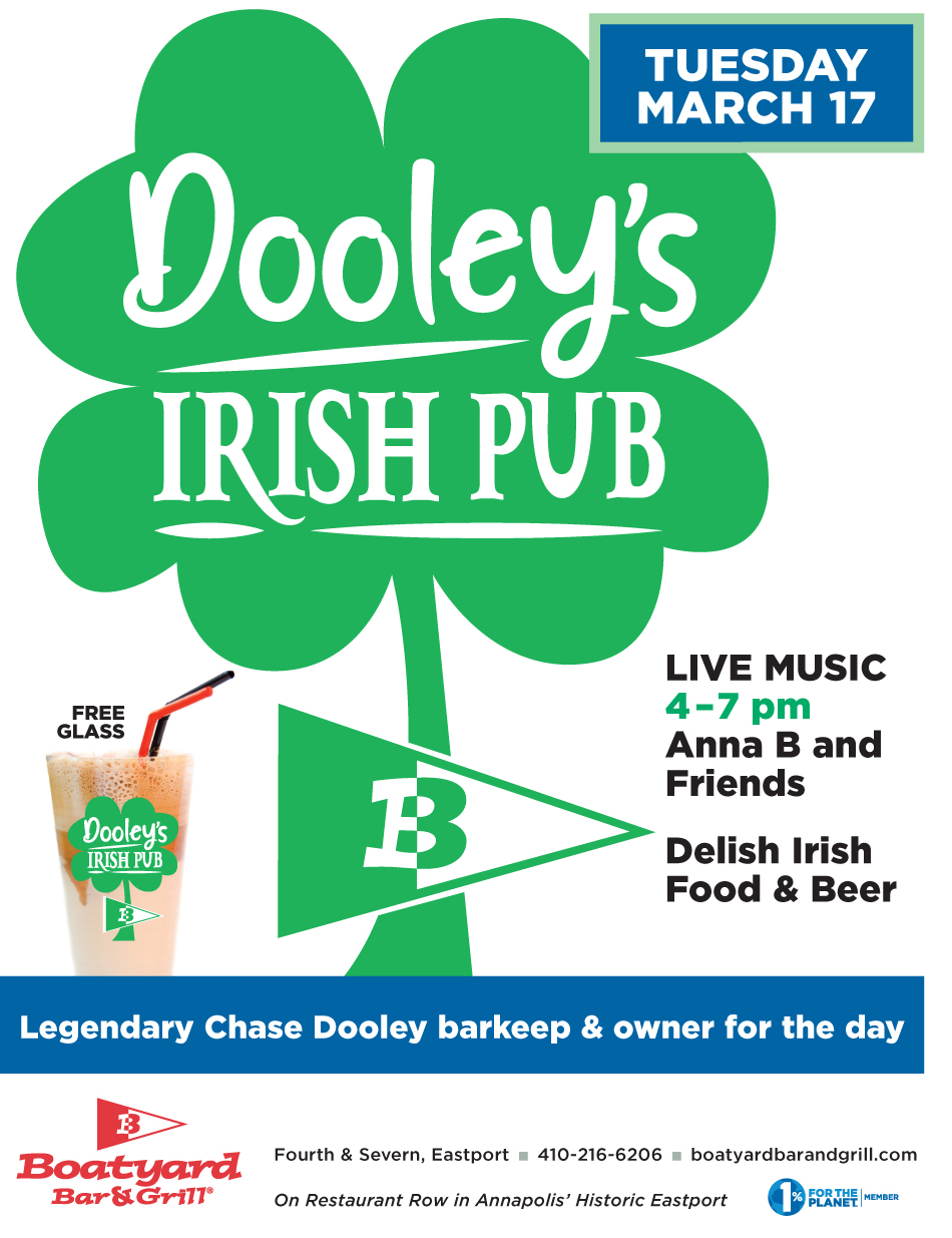 Boatyard Dooleys Irish Pub 2020