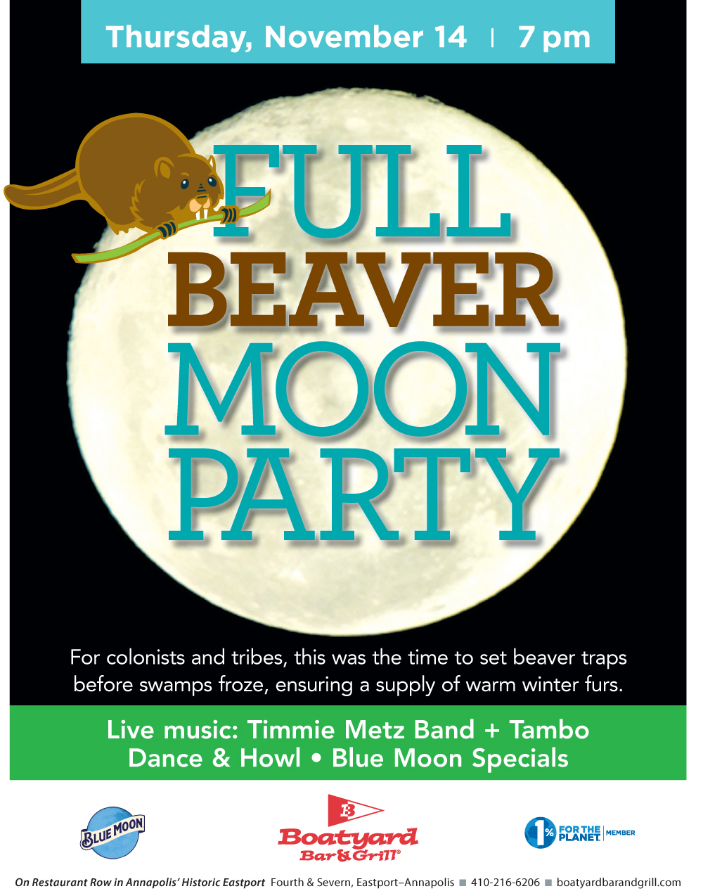 Boatyard Nov Full Moon Party1
