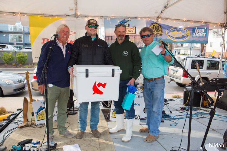 Boatyard Rockfish Tournament 2018 CCA winner