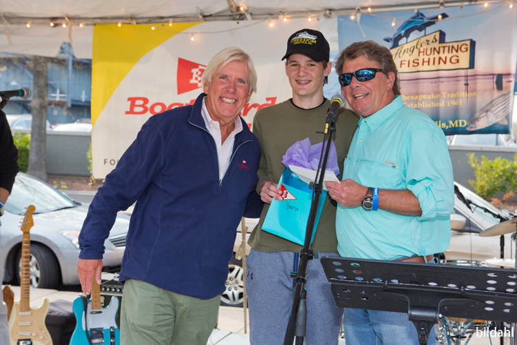 Boatyard Rockfish Tournament 2018 Youth winner