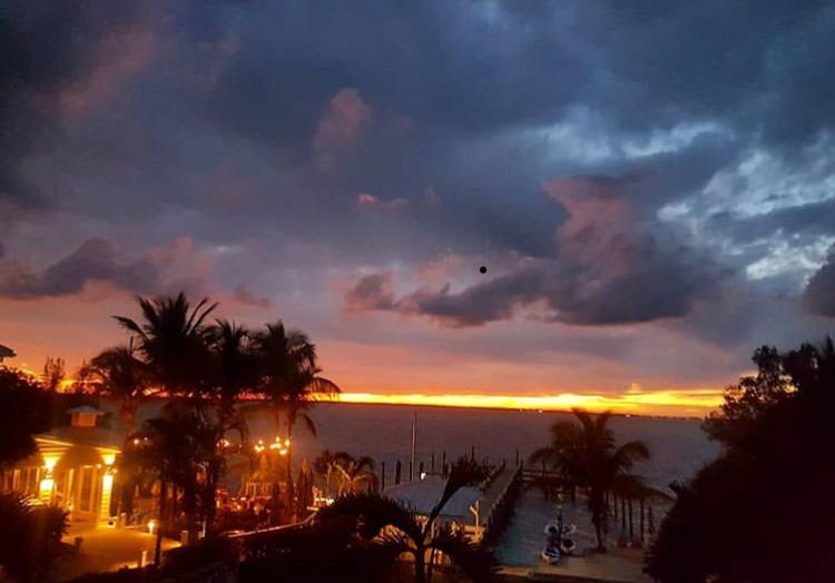 Hopetown-sunset
