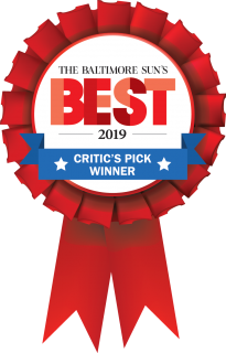 Boatyard Bar & Grill named Baltimore Sun 2019 Critic's Choice for Best Crab Cake