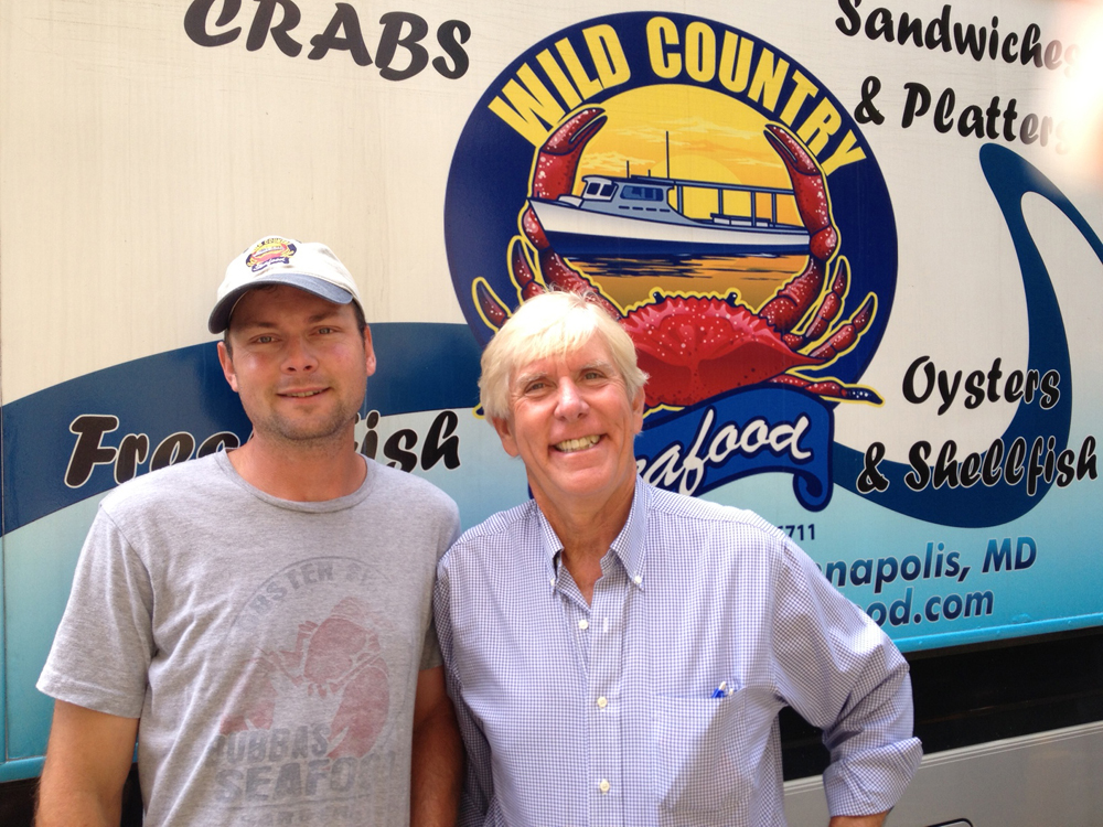 wild country seafood pat mahone and dick franyo