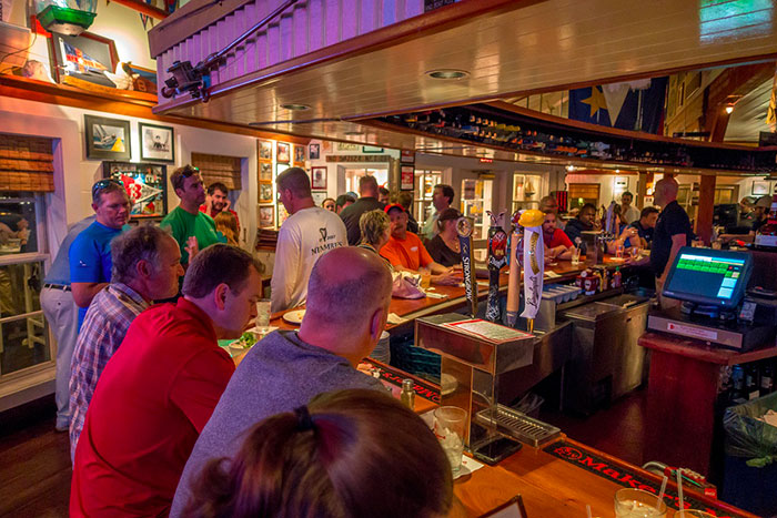 Annapolis Maryland Boatyard Bar and Grill