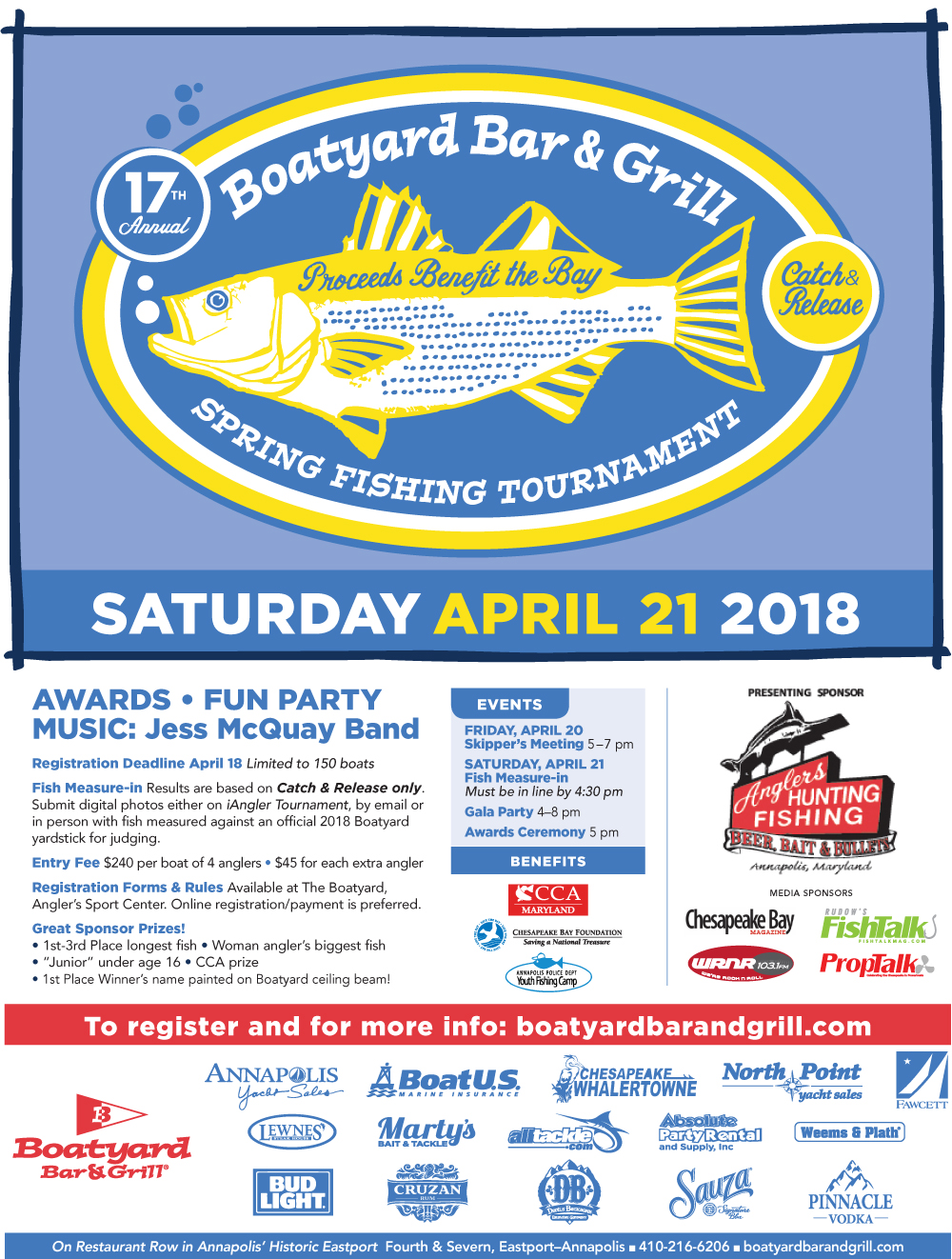 17th-Annual-Boatyard-Bar--Grill-Opening-Day-Rockfish-Tournament
